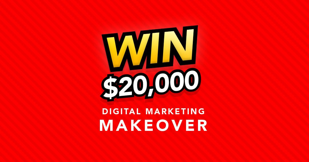 Want a $20k Digital Makeover…for FREE?
